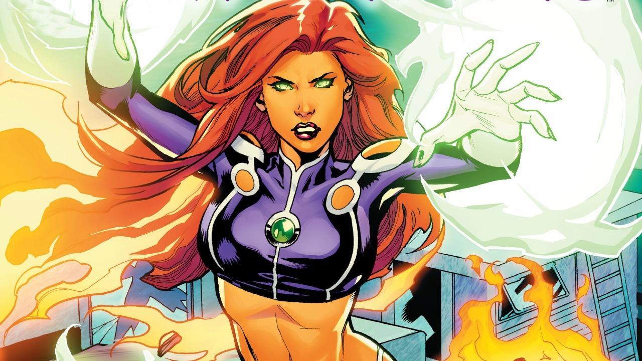 StarFire DC Comics