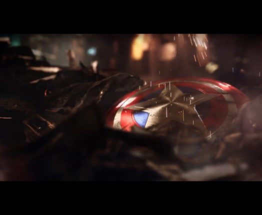 Avengers Game Square Enix