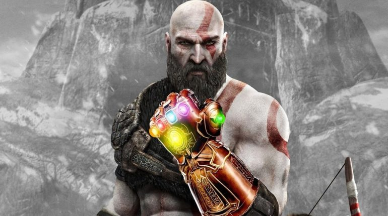 How to find Kratos Infinity Gauntlet
