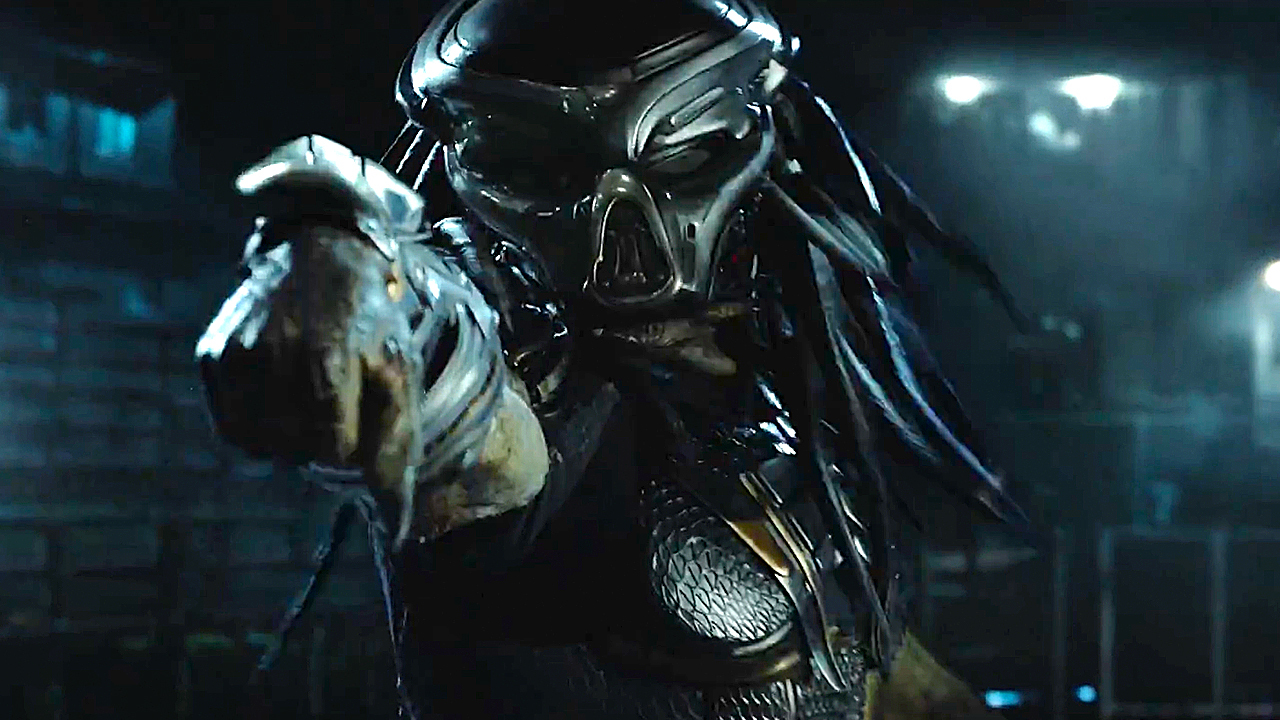 The Predator 2018 Teaser Trailer