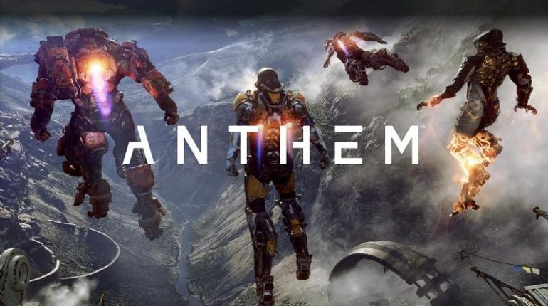 Anthem The Game from Bioware